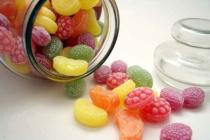 Fruchtbonbons