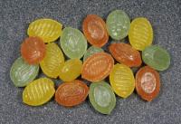 Früchtebonbon-Mischung zuckerfrei