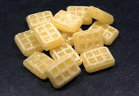 Sahne-Vanille Waffeln