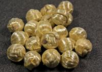 Goldnüsse gefüllt